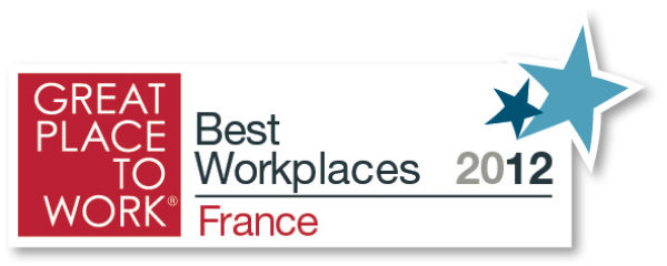 logo great place to work france