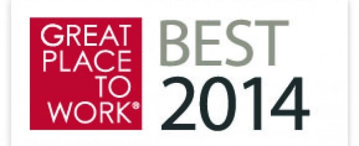 Palmarès Great Place to Work 2014 : PASaPAS, 1ère PME indépendante française