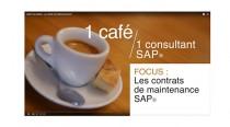 Vidéo : Le contrat de maintenance SAP expliqué