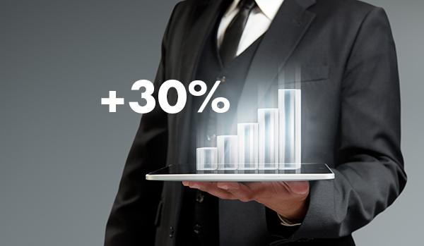 En 2015, 30% de croissance pour PASàPAS, 1er centre de support SAP® en France, après 9 années de croissance continue.