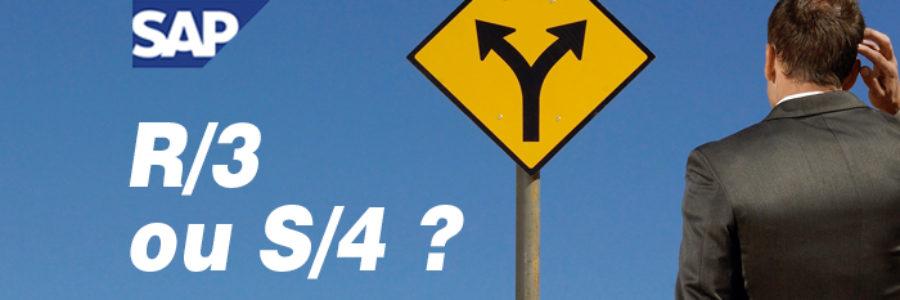 SAP R3 vs S4