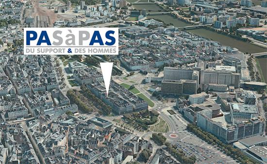 PASàPAS, spécialiste du support SAP®, ouvre une agence à Nantes