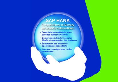 Avantages SAP HANA