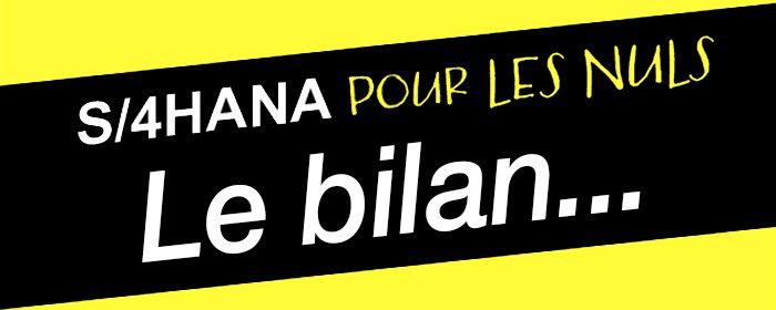 Tour de France S/4HANA, le bilan…
