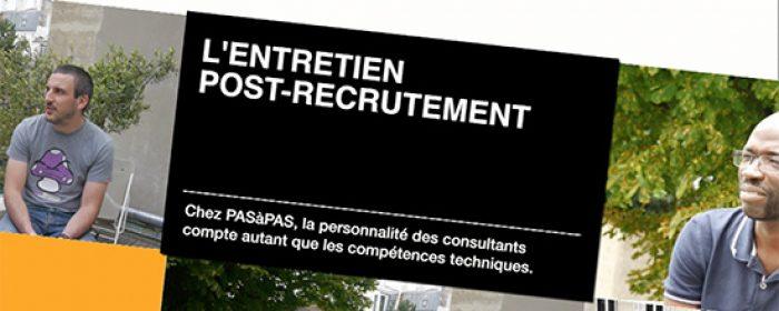 VIDÉO (1/4) : Le recrutement selon PASàPAS