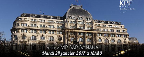 KPF SAP S4HANA