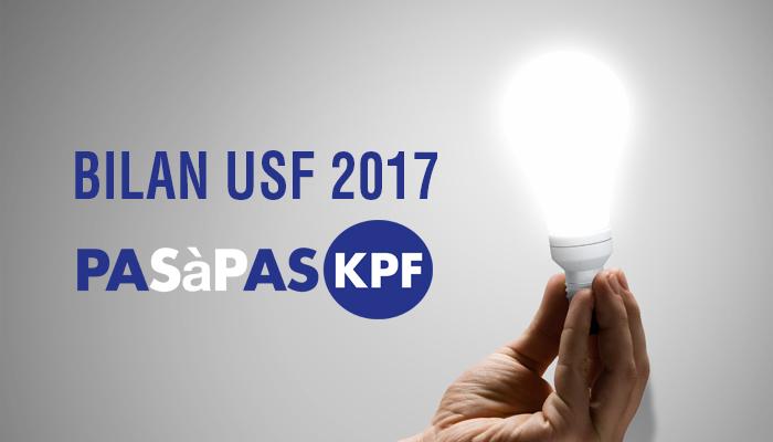 Bilan USF 2017