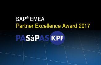 SAP EMEA Award 2017