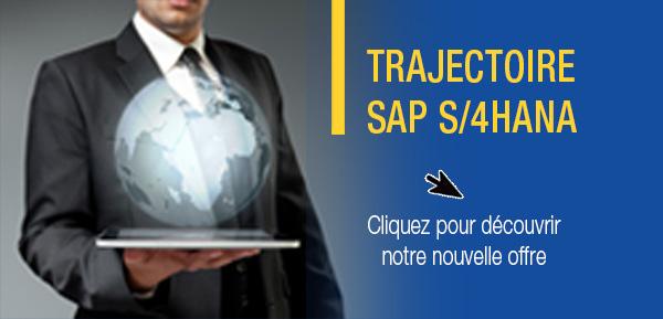 Trajectoire SAP S/4HANA
