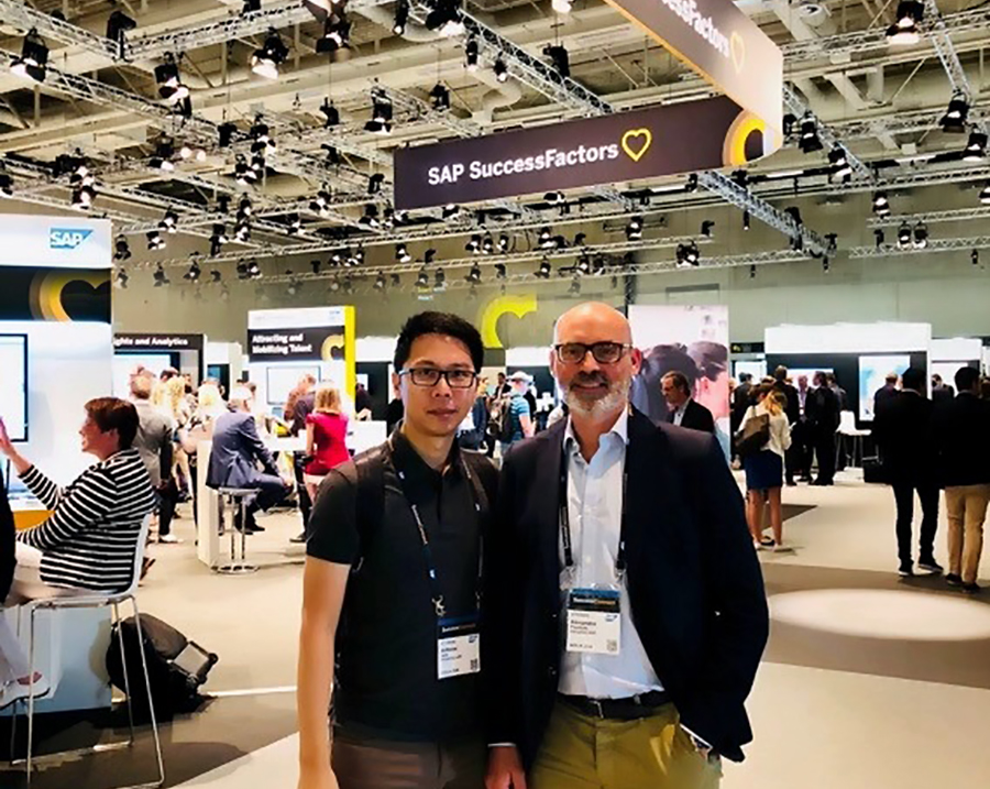 SucessFactor SAP