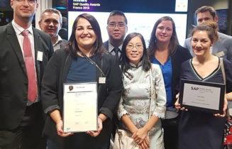 ICAPE award
