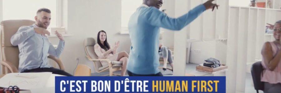 Charte Human First