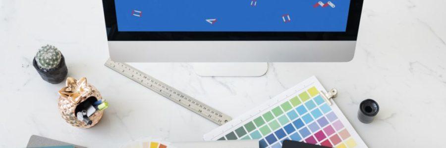 Domain Hompage Html Web Design Webinar SEO Concept