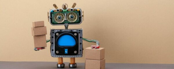 Robotics logistics and delivery service.