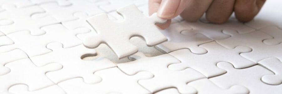Business partnership and teamwork concept.