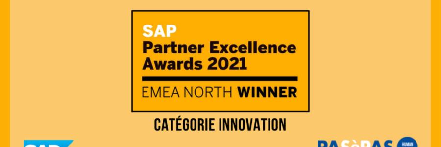 Visuel Award SAP Excellence RISE